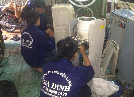 Sửa máy nước nóng | Sửa máy nước uống nóng lạnh