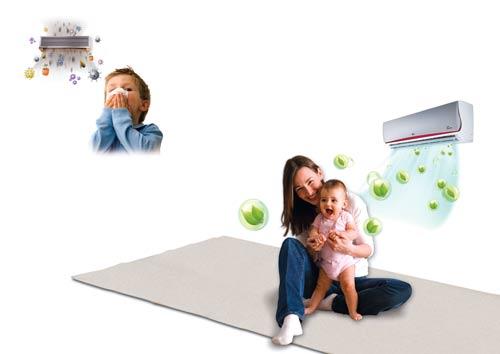 Sử dụng máy lạnh đúng cách giúp tiết kiệm điện năng