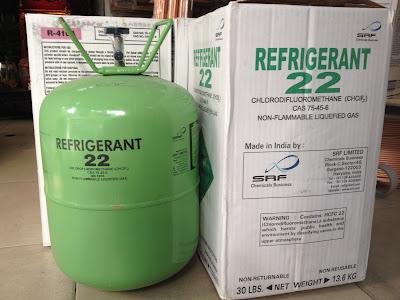 Gas máy lạnh R22