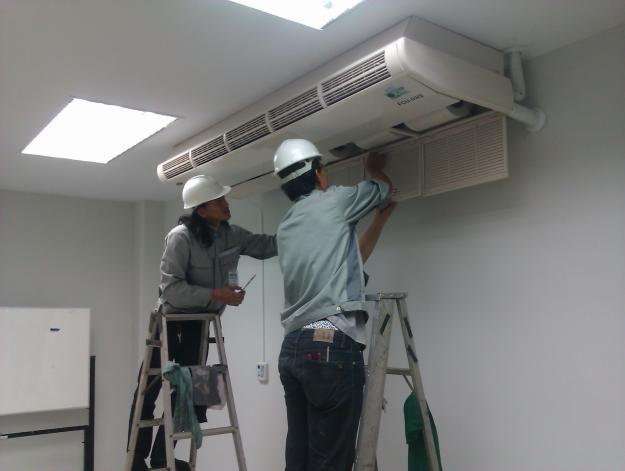 Sửa máy lạnh tận nhà Quận 5 TPHCM