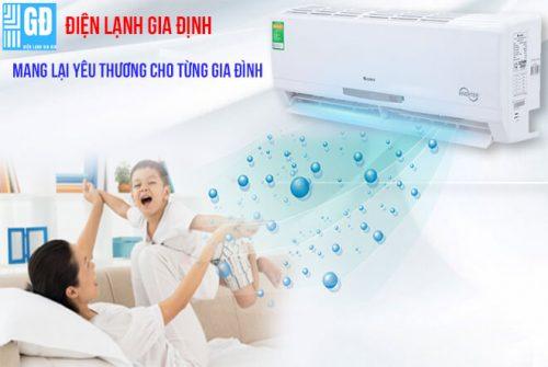 Vệ sinh máy lạnh quận Tần Bình giá rẻ
