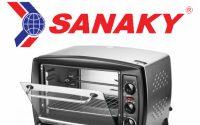 Sửa lò nướng Sanaky tại nhà