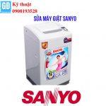 Sửa máy giặt sanyo tại nhà