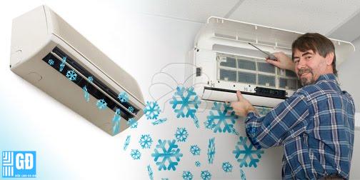 Dịch vụ vệ sinh máy lạnh