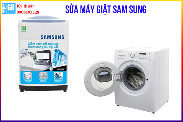 Sửa máy giặt Sam Sung