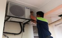Sửa máy lạnh Tân Bình