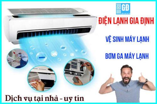 Dịch vụ vệ sinh máy lạnh uy tín được nhiều khách hàng tin dùng