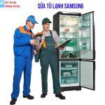 Dịch vụ sửa tủ lạnh Samsung tại nhà