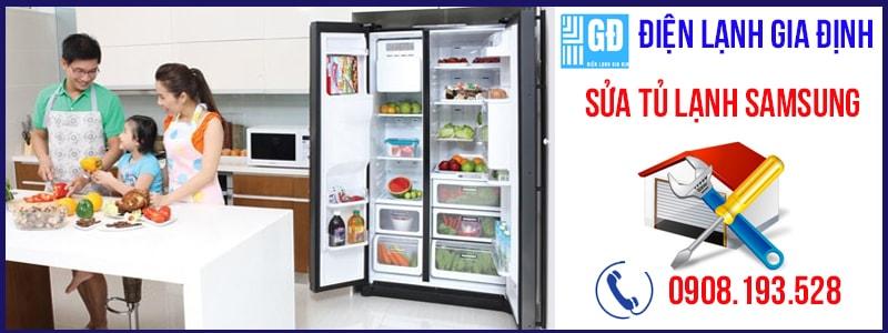 Sửa tủ lạnh Sam Sung
