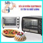 sửa lò nướng Electrolux tại nhà