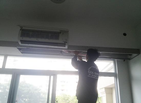 Vệ sinh máy lạnh | Bảo trì máy lạnh