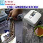 Bảo dưỡng máy nước nóng
