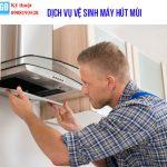 Dịch vụ vệ sinh máy hút mùi tp.hcm