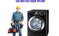 Sửa chữa máy giặt quận Thủ Đức