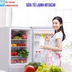 Dịch vụ sửa tủ lạnh Hitachi
