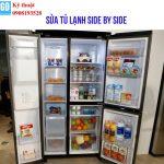 Sửa tủ lạnh side by side tại nhà