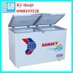 Sửa tủ đông Sanaky